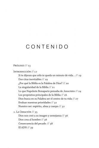 Ejemplo de CONTENIDO