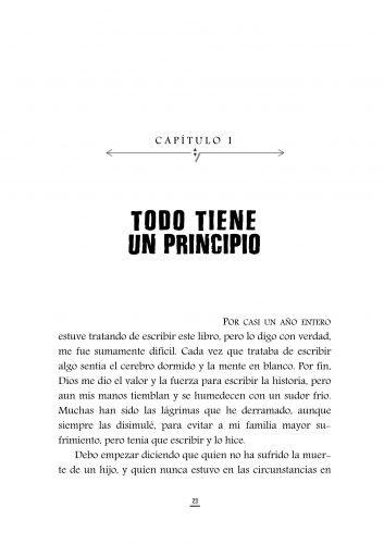 Ejemplo de CAPÍTULO